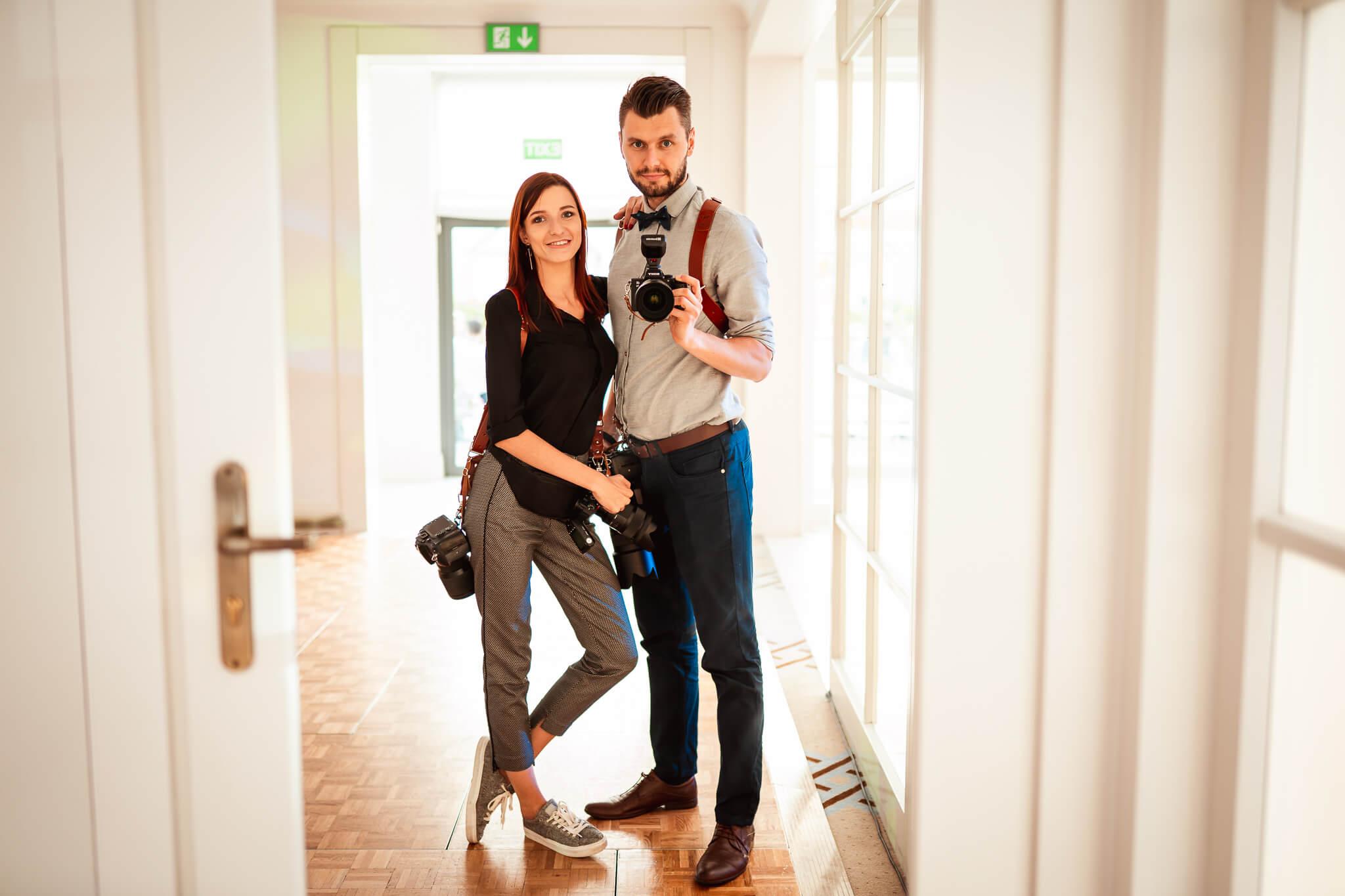 duet fotografów strzelcy wyborowi fotografia śubna