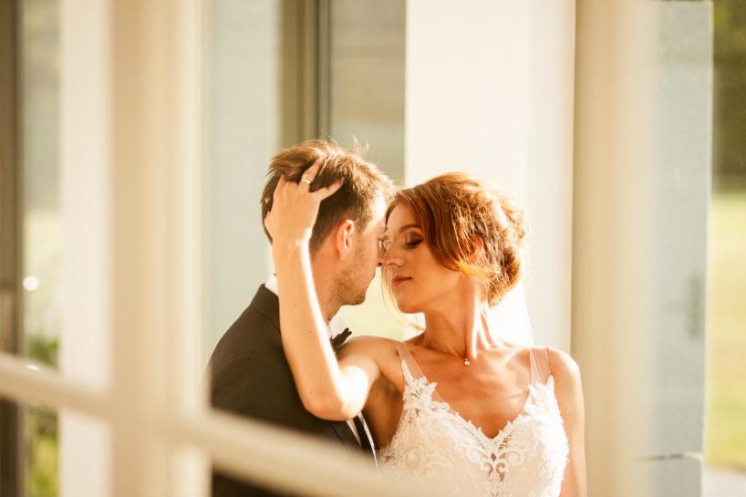 Romantyczna sesja zdjęciowa