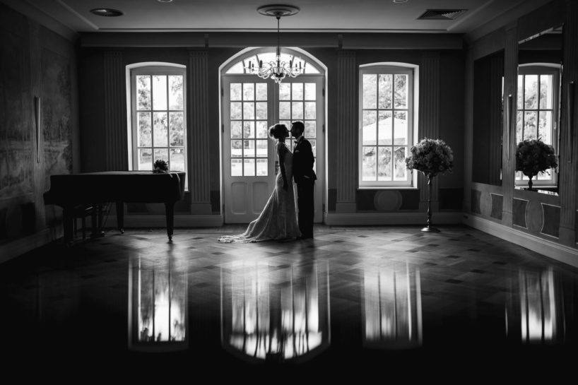 Sesja ślubna w Pałacu Romantycznym, , Strzelcy Wyborowi