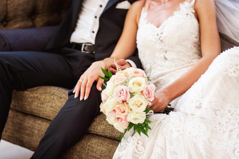 Sesja ślubna detale
